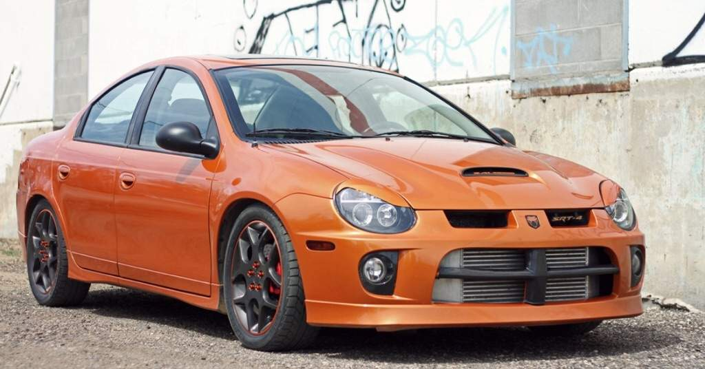 download Dodge SRT 4 Neon workshop manual