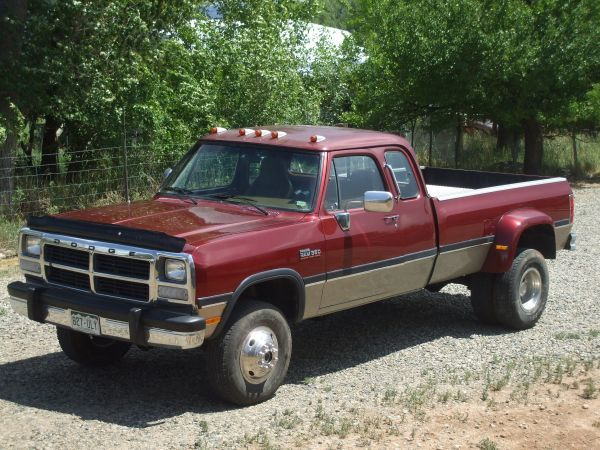 download Dodge W350 workshop manual