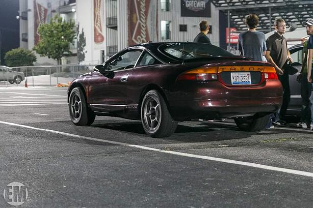 download Eagle Talon workshop manual