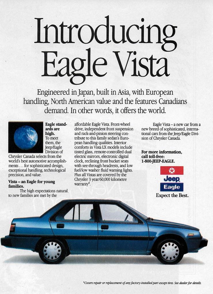 download Eagle Vista workshop manual