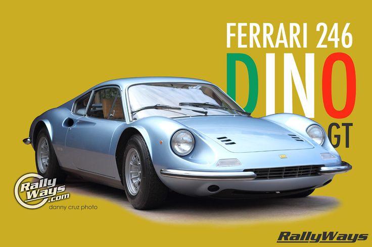download FERRARI DINO 246 workshop manual