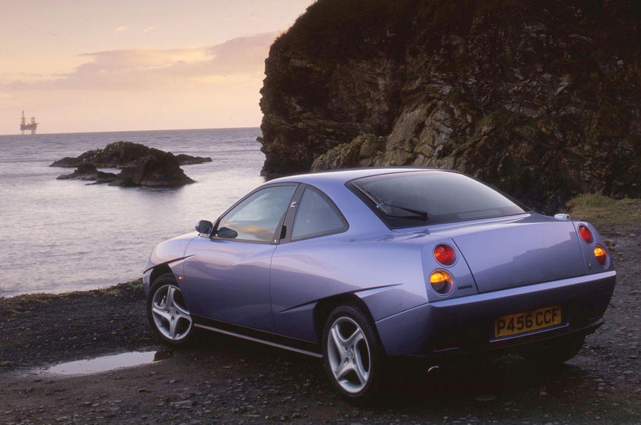 download FIAT COUPE workshop manual