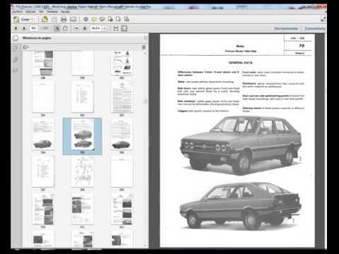 download FSO Polonez 1300 1500 workshop manual