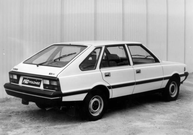 download FSO Polonez 1300 1500 workshop manual