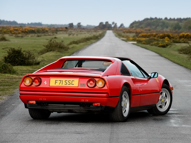 download Ferrari 328 GTB 328 GTS Specifications workshop manual