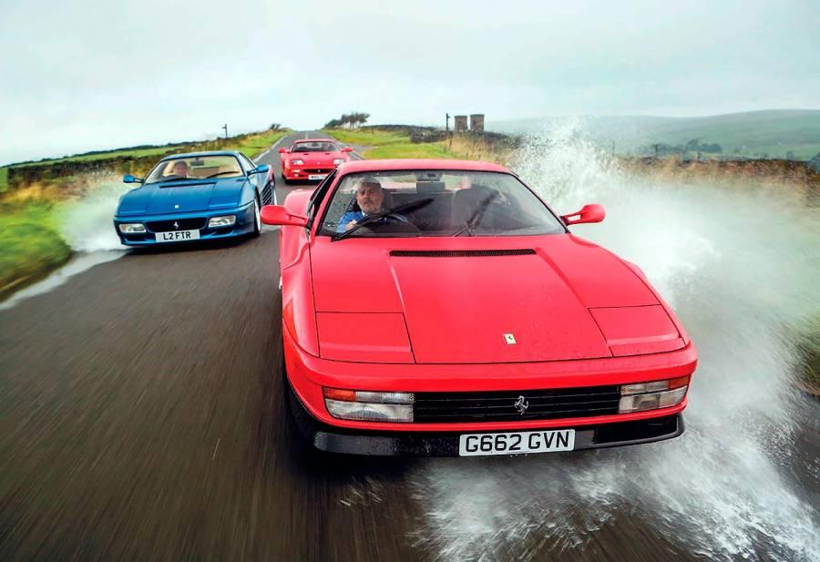download Ferrari 512 TR workshop manual