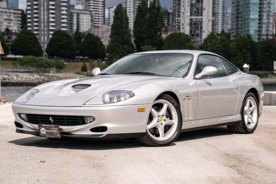 download Ferrari 550 Maranello workshop manual