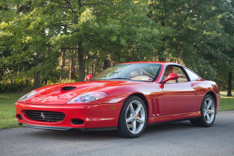 download Ferrari 575M Maranello US Version workshop manual
