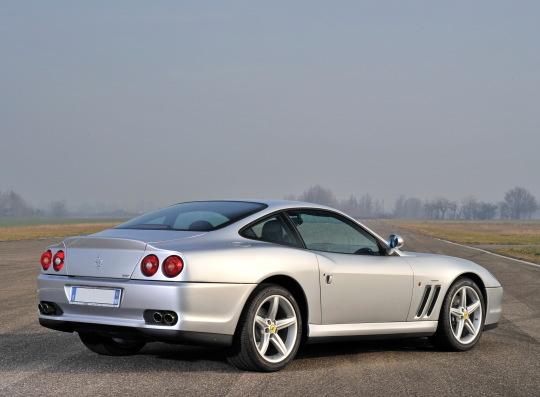 download Ferrari 575M Maranello workshop manual