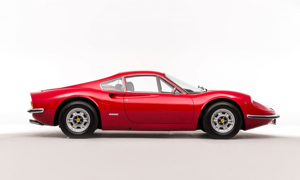 download Ferrari Dino 246 GT Suplement workshop manual