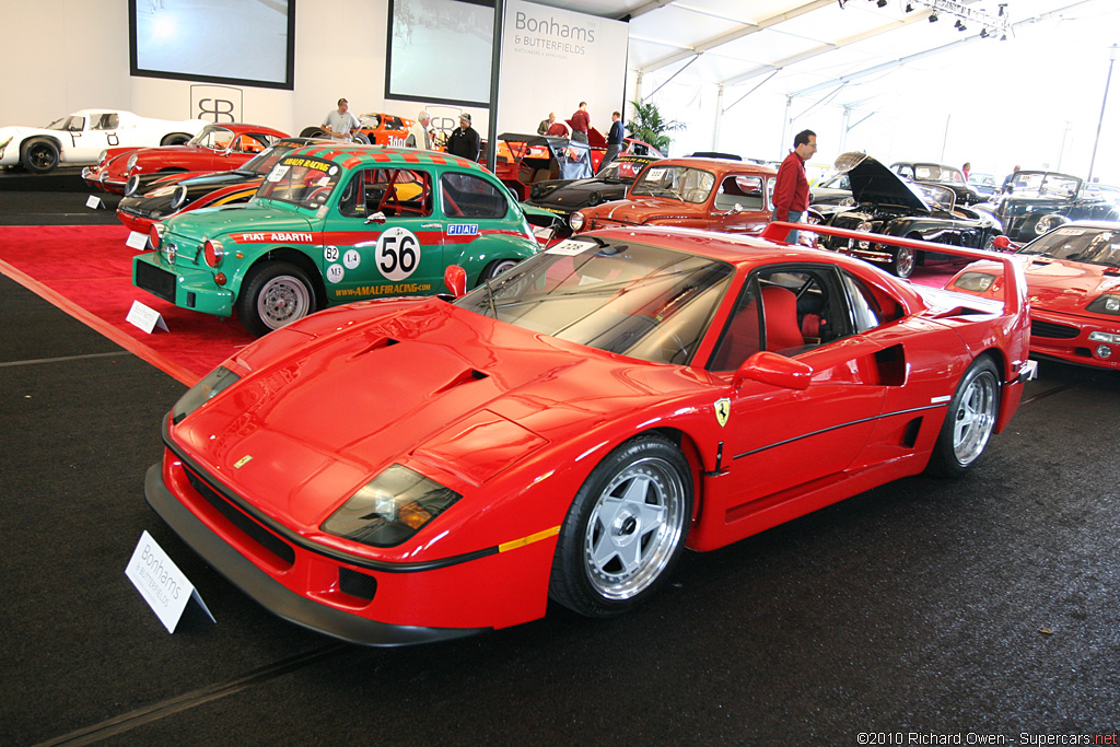 download Ferrari F40 usa workshop manual