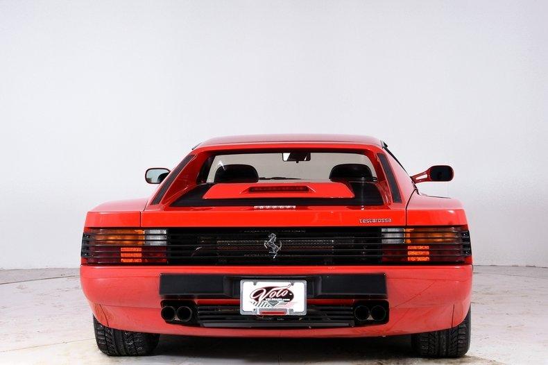 download Ferrari Testarossa 84 85 86 87 88 89 90 91 workshop manual