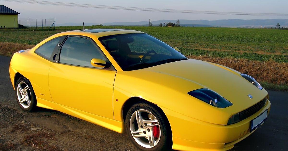 download Fiat Coupe . workshop manual