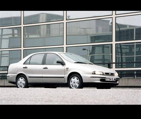download Fiat Marea workshop manual