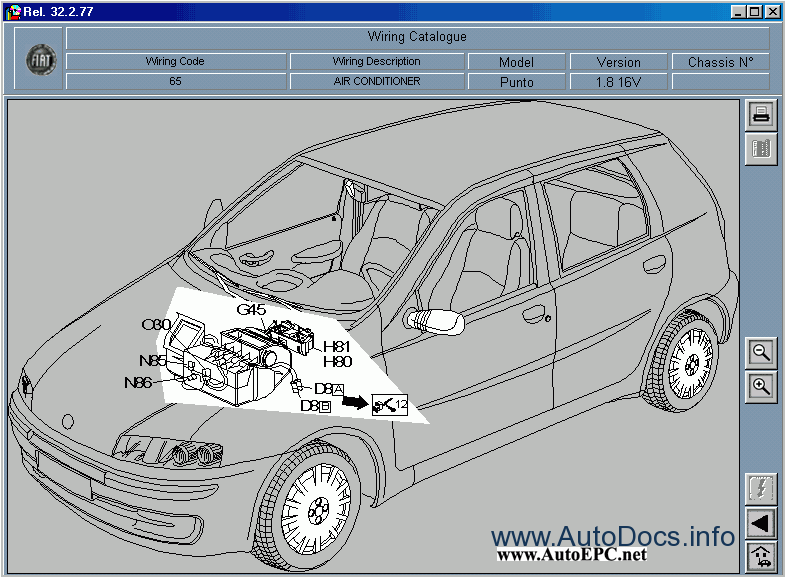 download Fiat Stilo workshop manual
