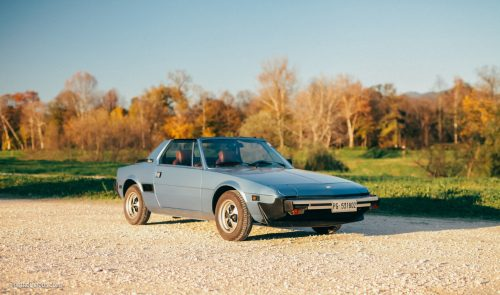 download Fiat X19 workshop manual