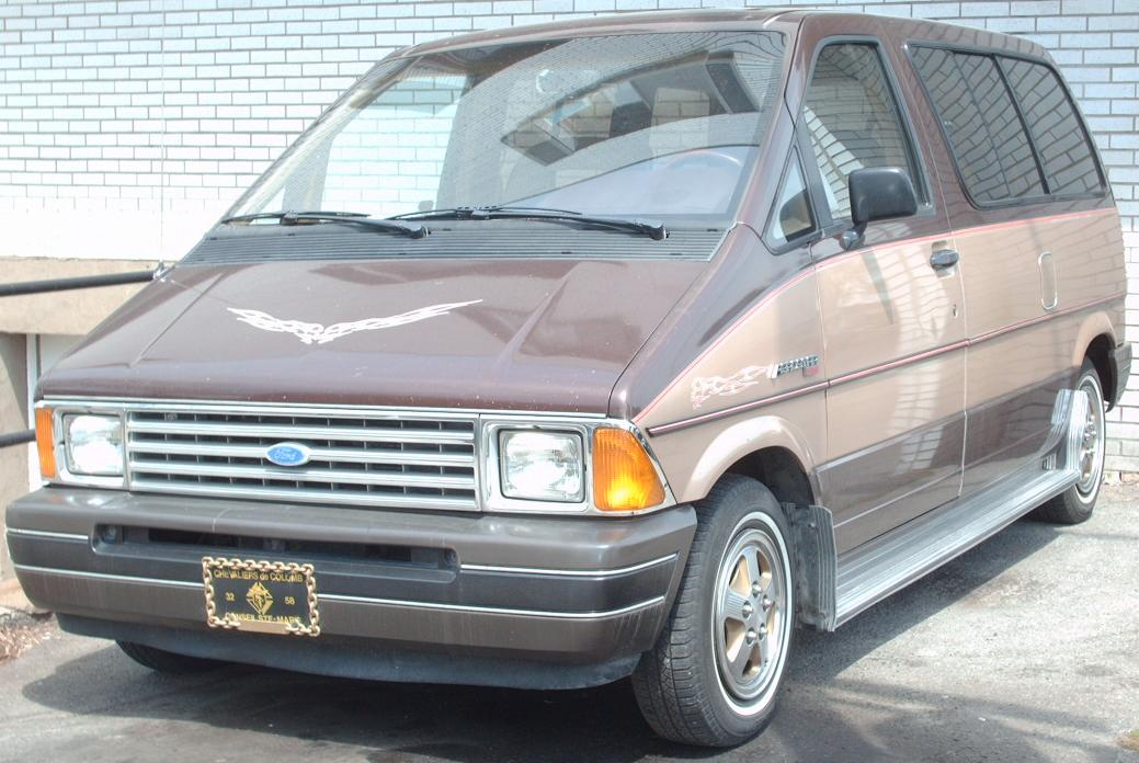 download Ford Aerostar workshop manual