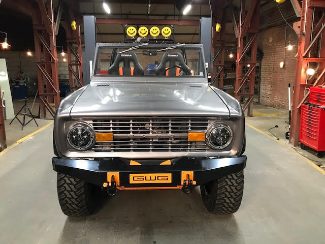 download Ford Bronco workshop manual