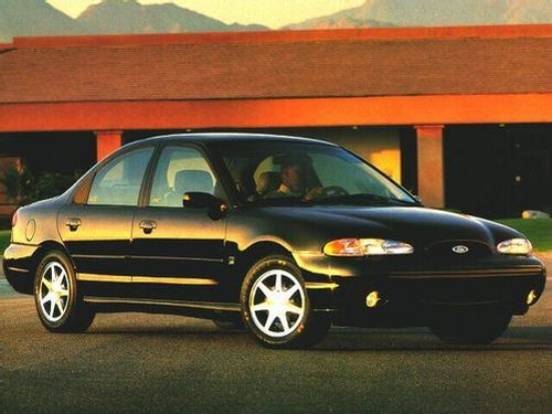 download Ford Contour workshop manual