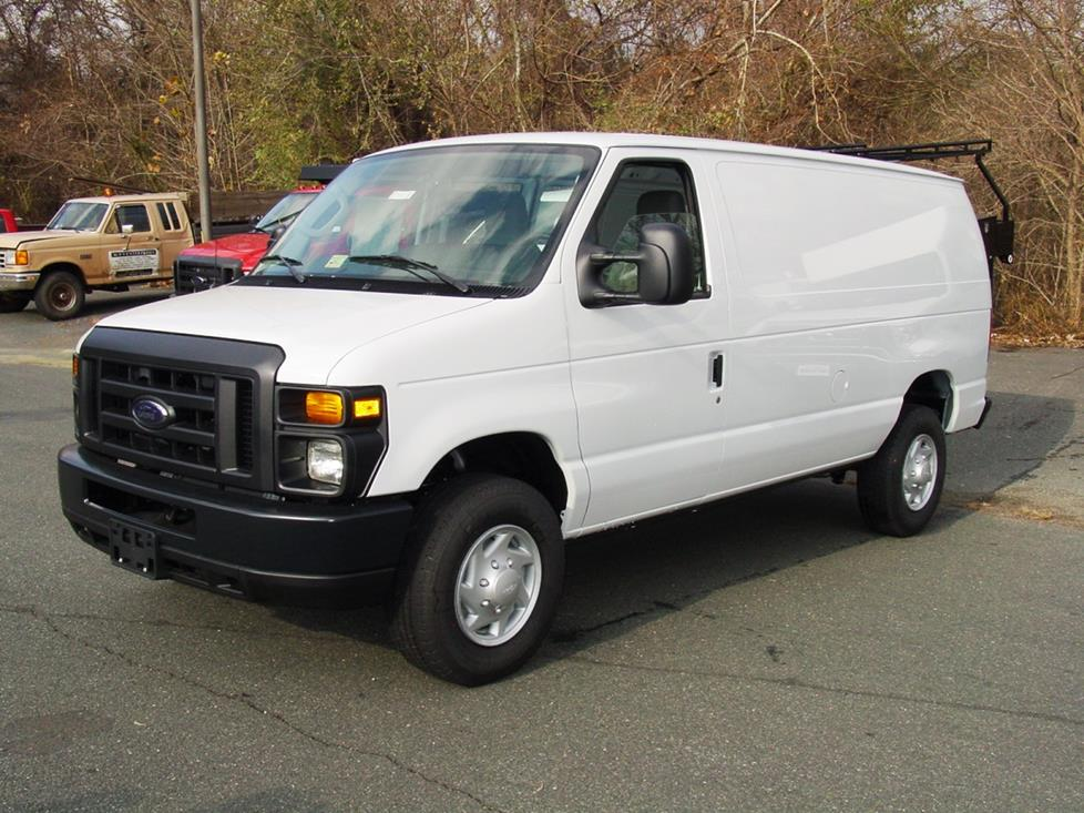 download Ford E 150 workshop manual