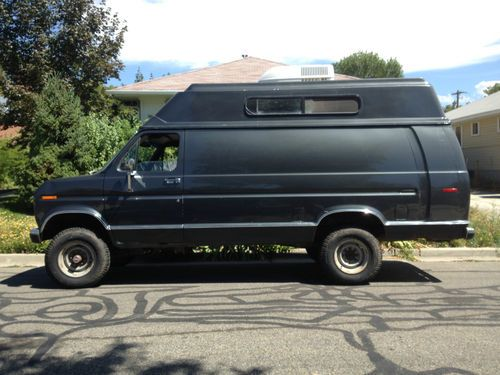 download Ford E 250 Econoline workshop manual