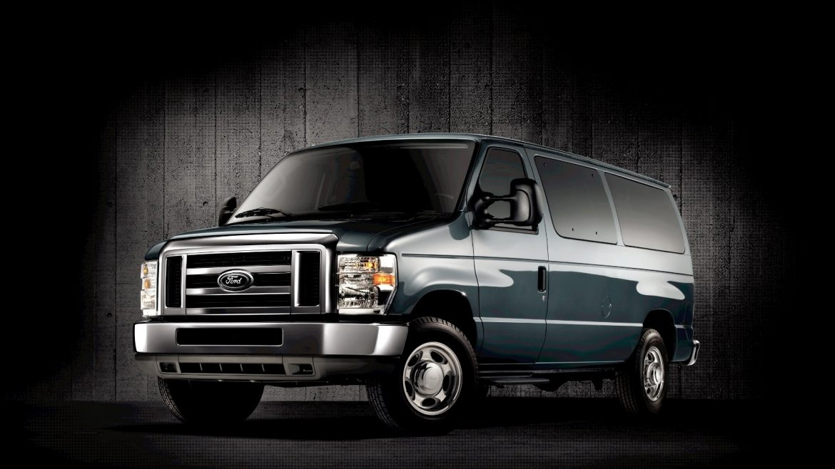 download Ford E Series workshop manual