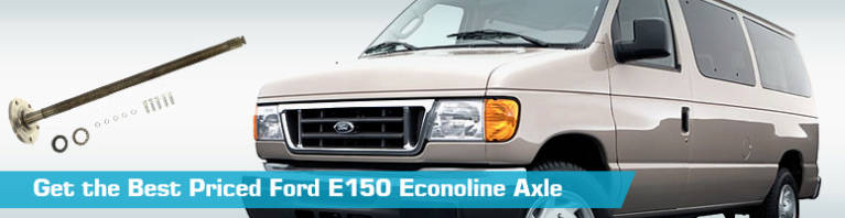 download Ford E150 workshop manual