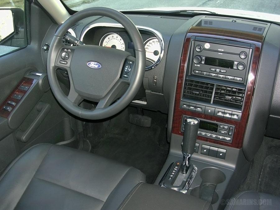 download Ford Explorer workshop manual