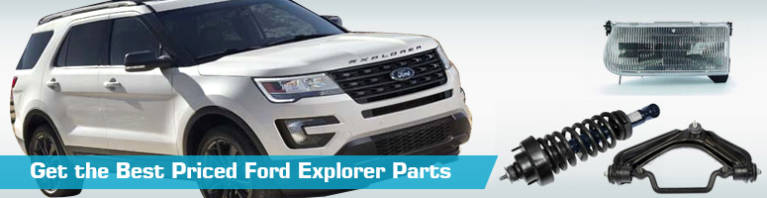 download Ford Explorer workshop manual