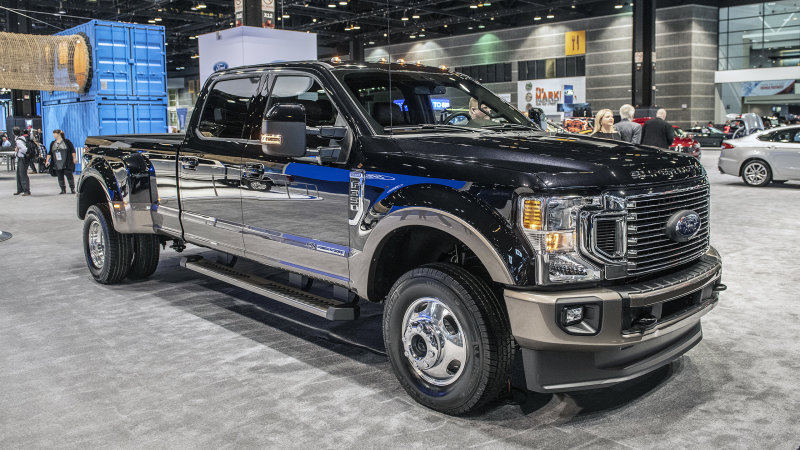 download Ford F Super Duty workshop manual