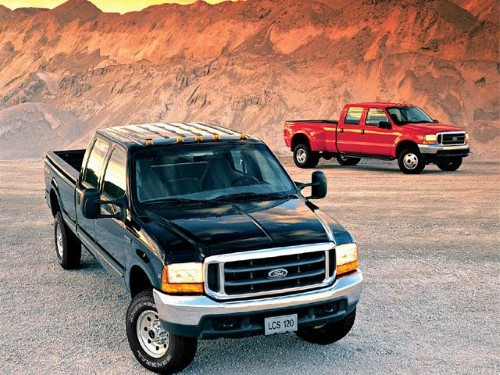 download Ford F250 F350 to workshop manual