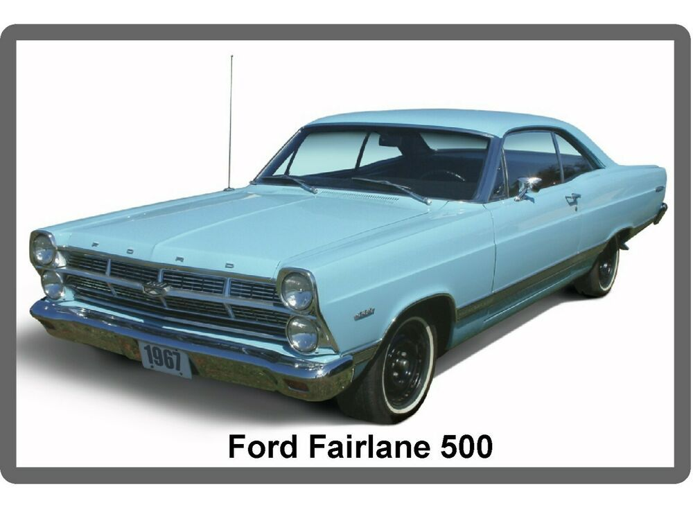 download Ford Fairlane Work workshop manual