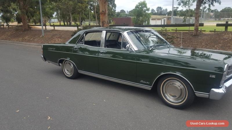 Ford Falcon Xr Xt Xw Xy Fairlane Zd V8 1966 1972