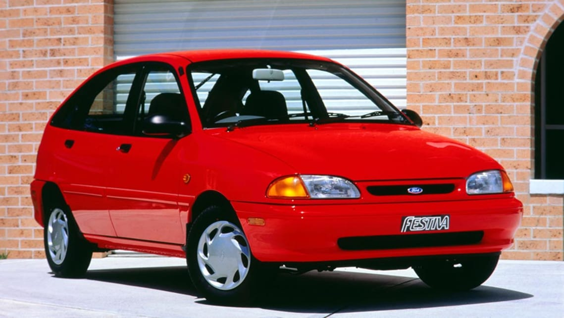 download Ford Festiva workshop manual