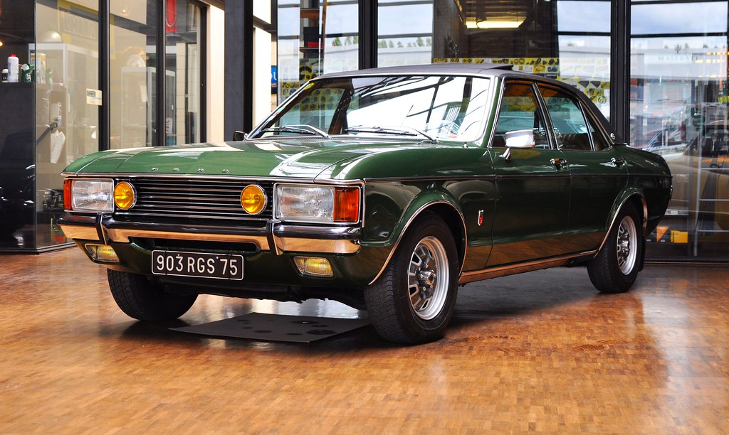 download Ford Granada workshop manual
