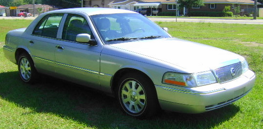 download Ford Grand Marquis workshop manual