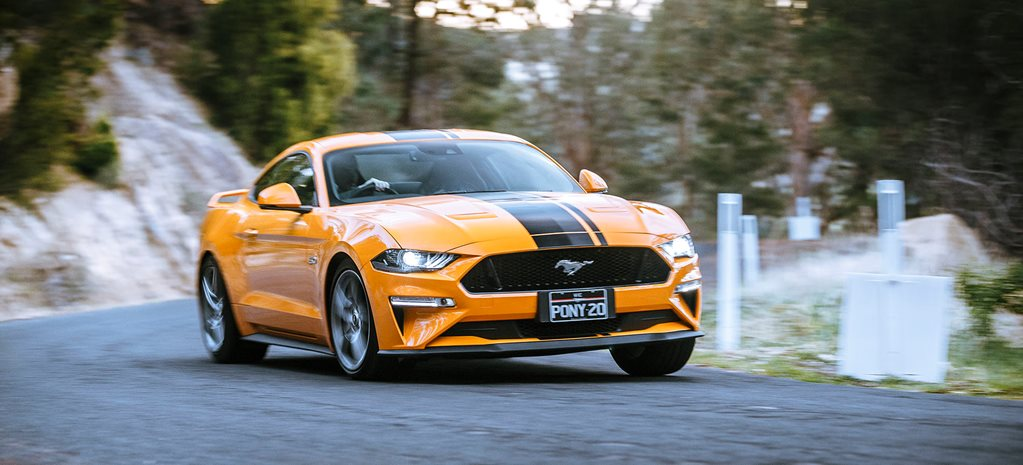 download Ford Mustang workshop manual