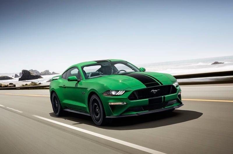 download Ford Mustang workshop manual