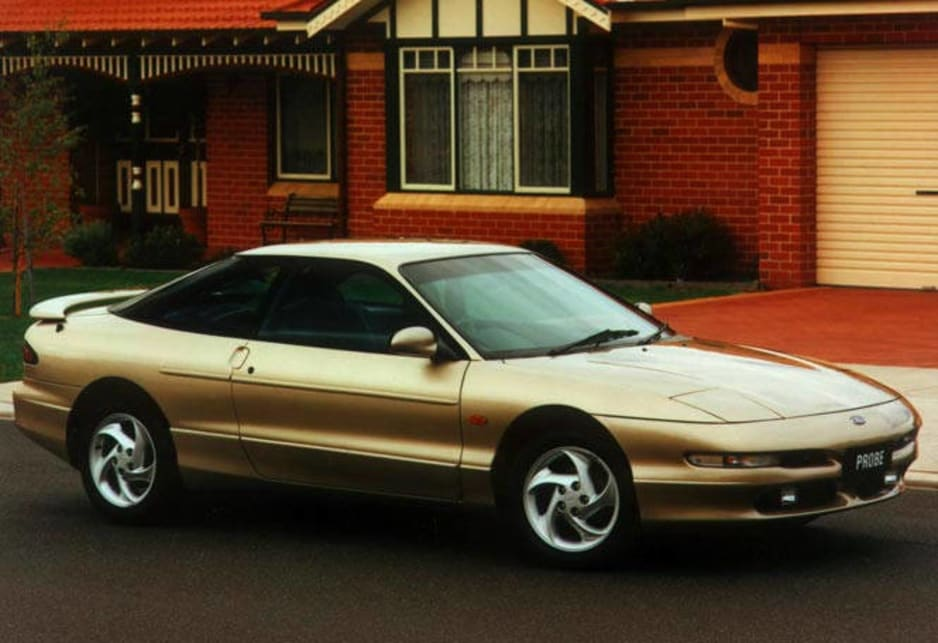 download Ford Probe workshop manual