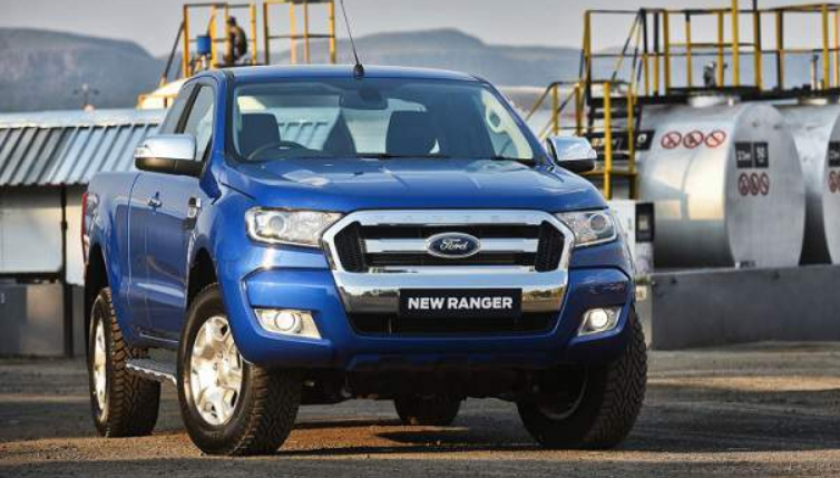 download Ford Ranger workshop manual