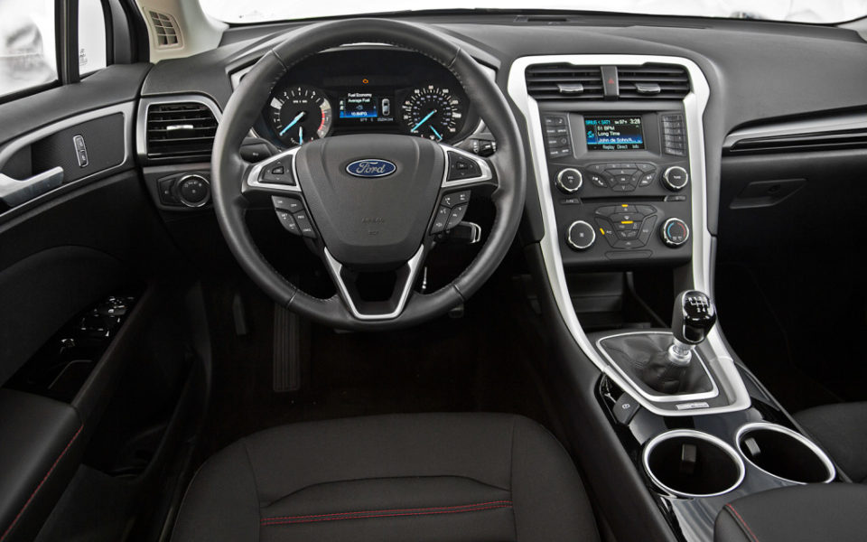 download Ford Taurus workshop manual