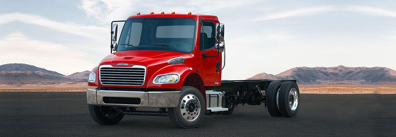 download Freightliner BUSINESS Class Trucks workshop manual