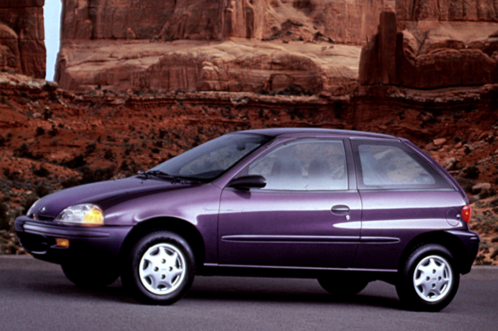 download GEO Metro workshop manual