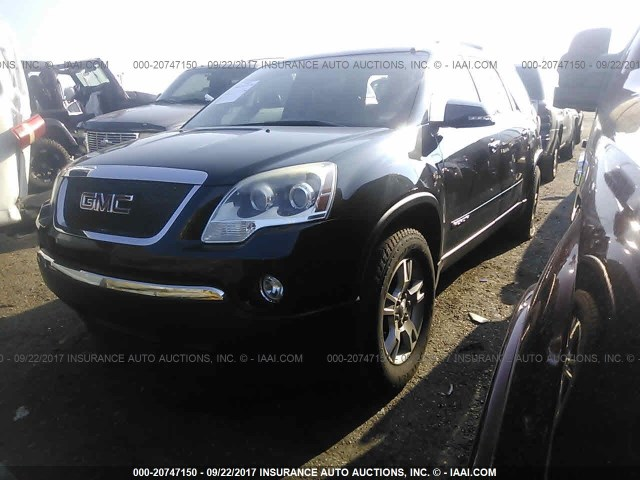 download GM ACADIA 09 workshop manual