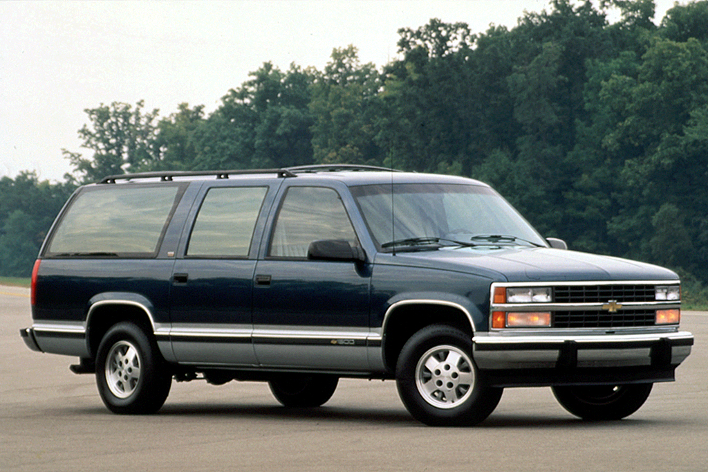 download GMC R1500 Suburban workshop manual