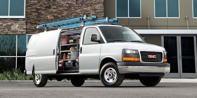 download GMC Savana 1500 workshop manual
