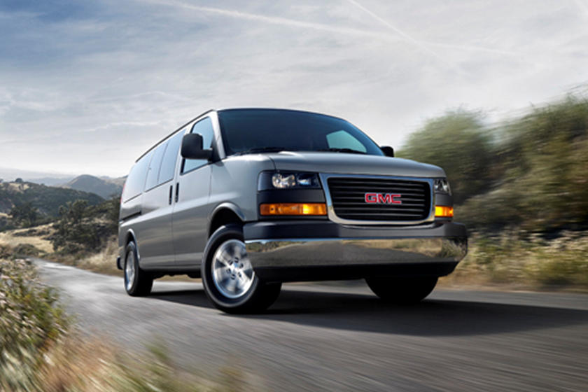 download GMC Savana workshop manual