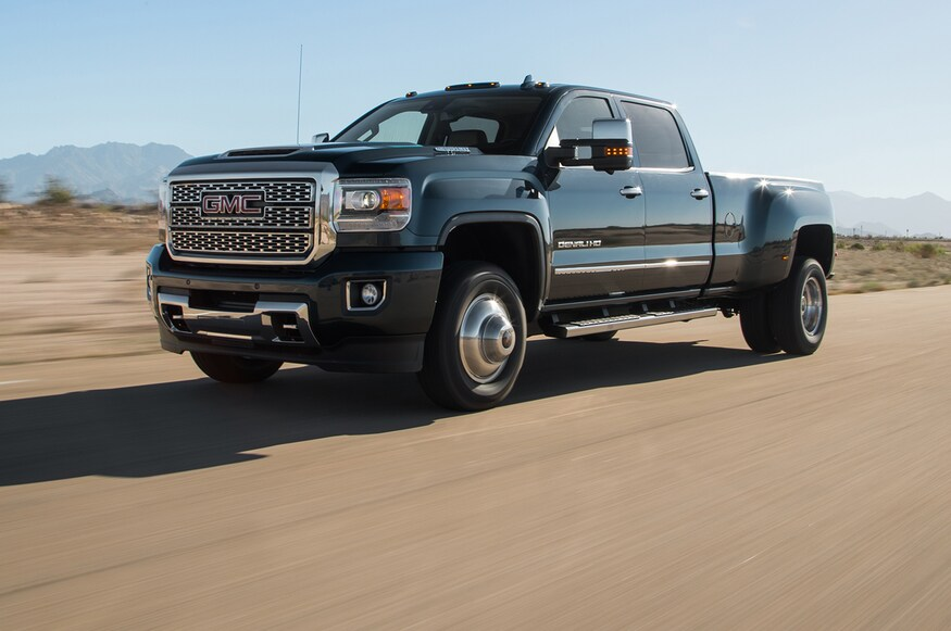 download GMC Sierra 3500 HD workshop manual