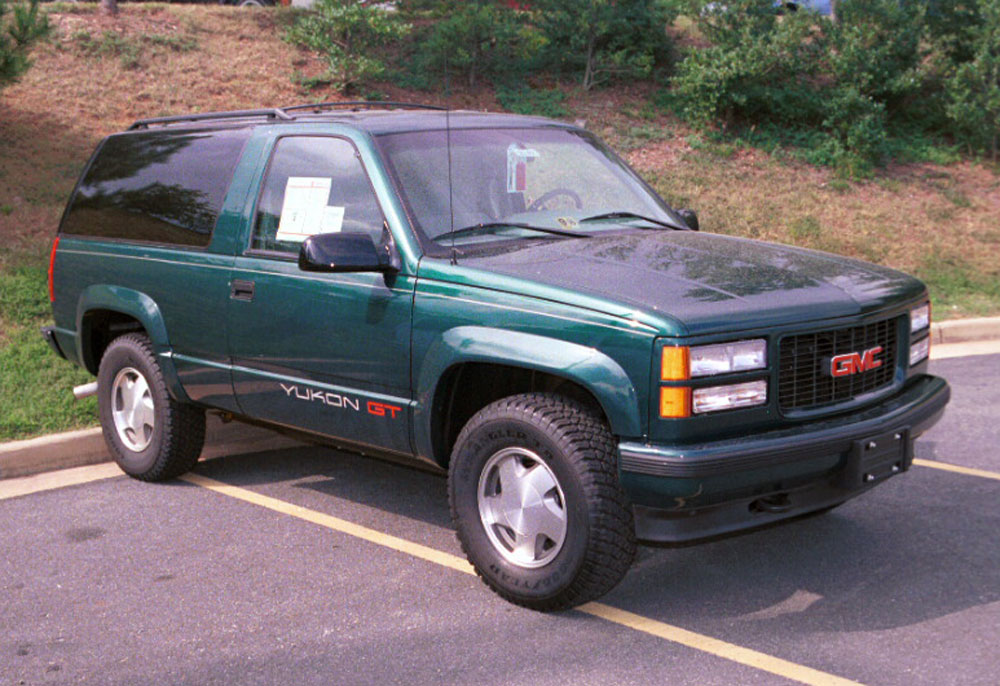 download GMC Suburban workshop manual