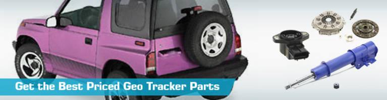 download GMC Tracker workshop manual